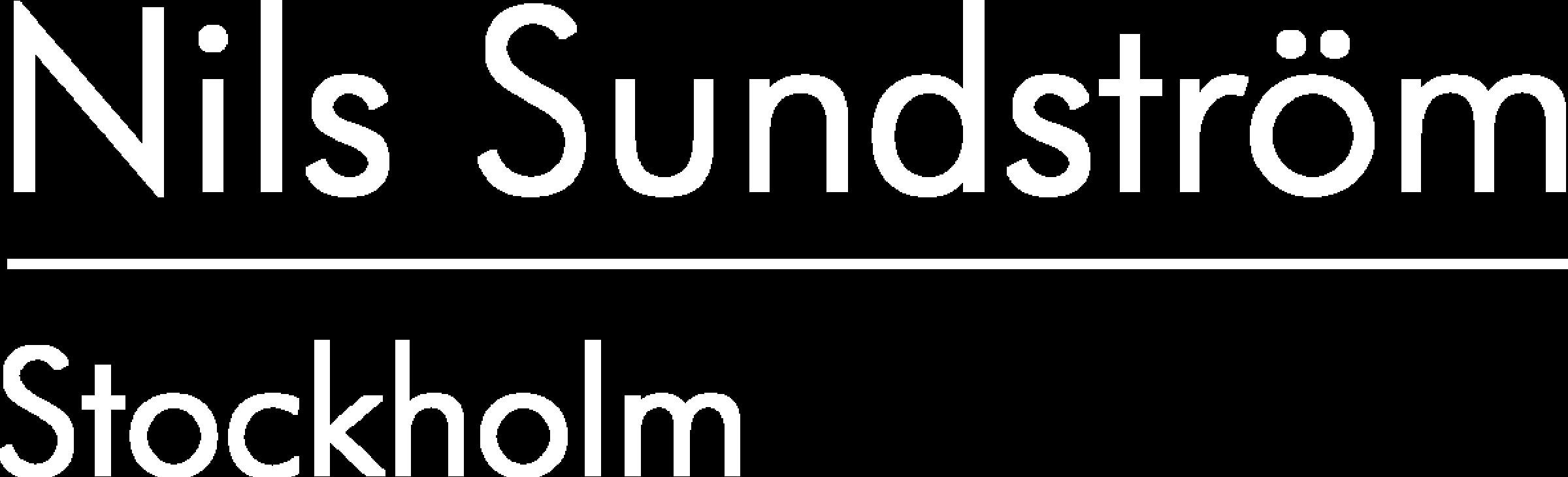 Nils Sundström Logo
