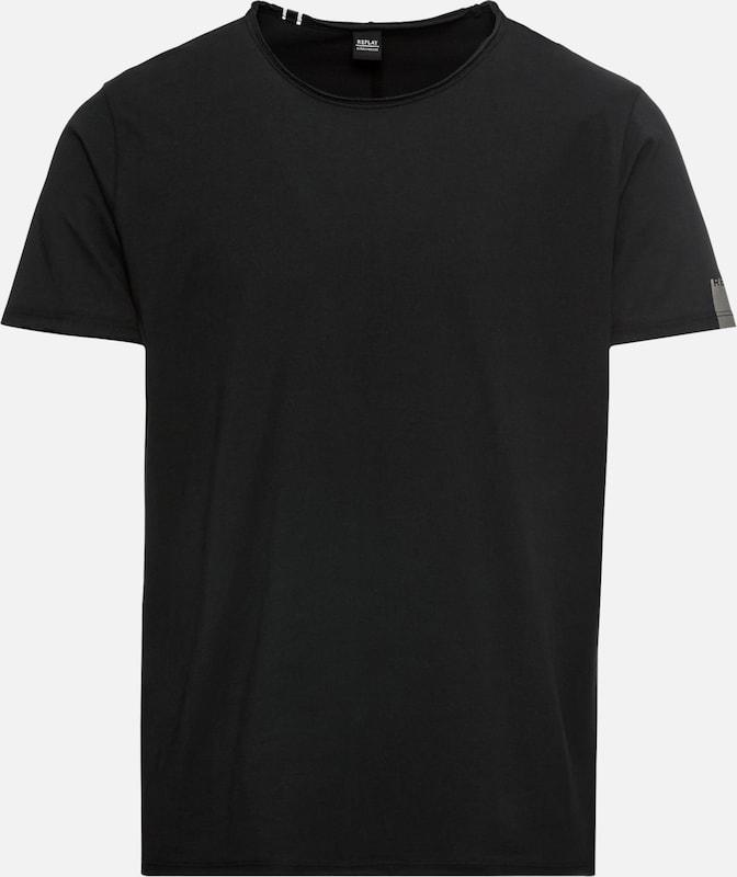 T Noir Replay shirt 'tshirt' En ONn0wPkX8