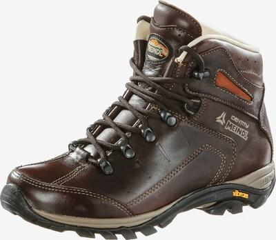 MEINDL Boots 'Bergamo Lady Identity' in de kleur Bruin, Productweergave