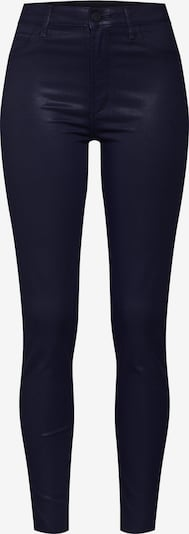 Articles of Society Broek 'Hilary High Rise Ankle Skinny Massive' in de kleur Donkerblauw, Productweergave
