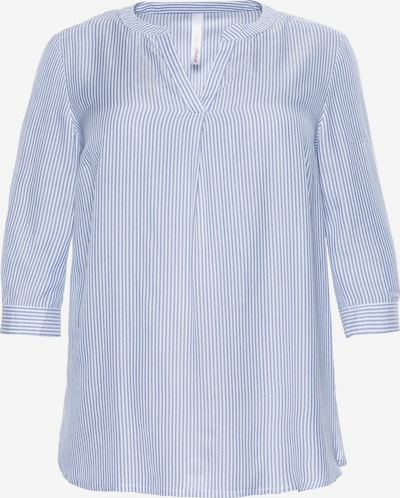 SHEEGO Tunic in Blue / White, Item view
