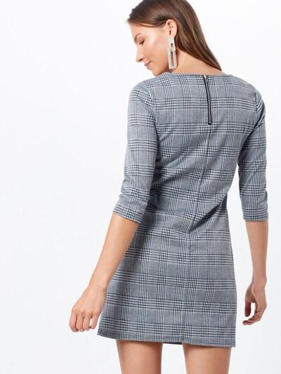 ONLY Kleid 'Brilliant' in schwarz / weiß: Rückansicht