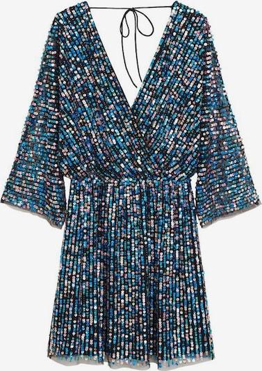 MANGO Kleid 'pico-i' in mischfarben / schwarz, Produktansicht