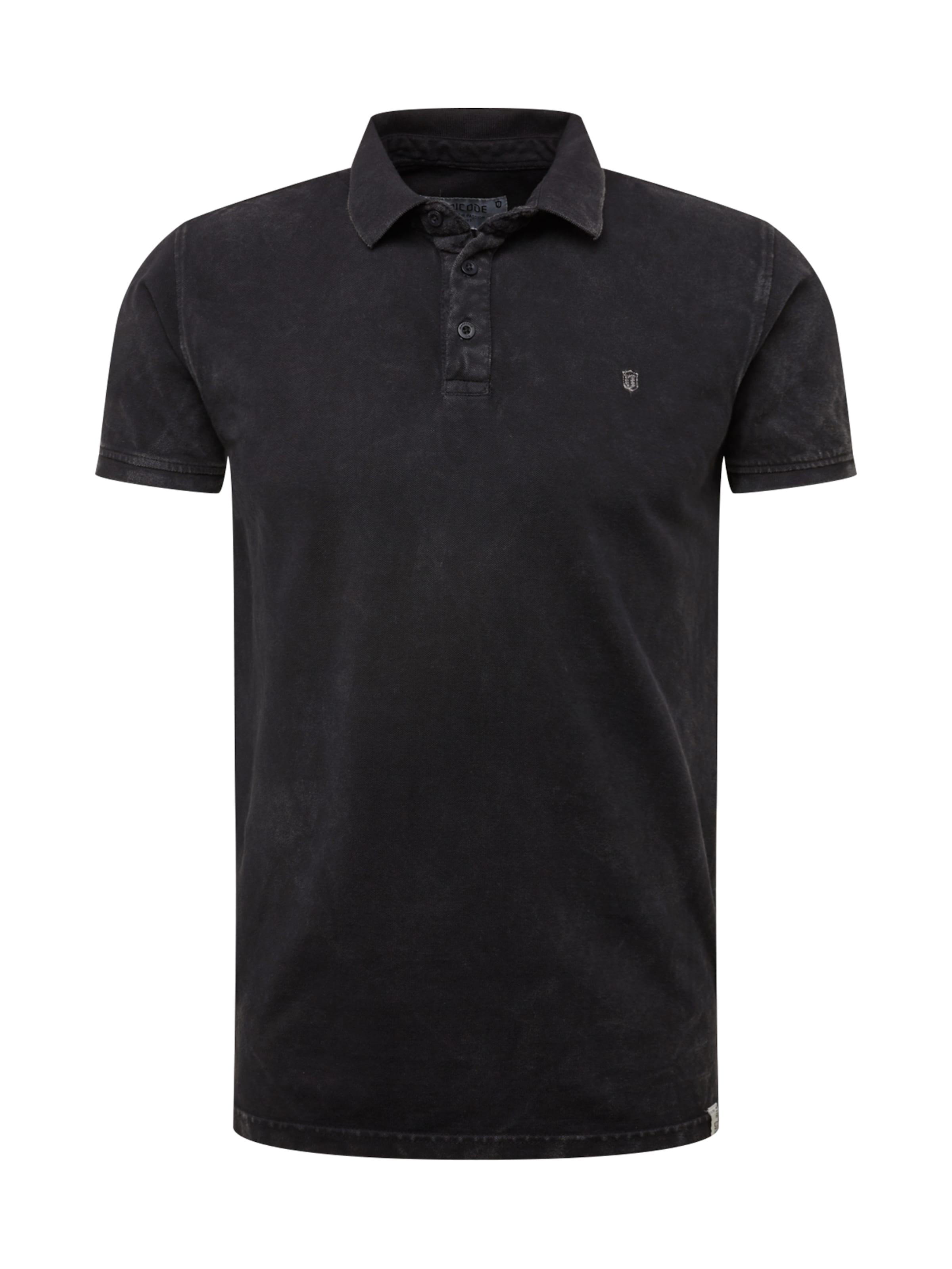 Noir Jeans Indicode 'abbortsford' T shirt En KcF1uJ3Tl