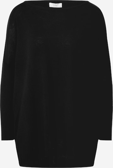 JACQUELINE de YONG Oversized trui 'Zoe' in de kleur Zwart, Productweergave