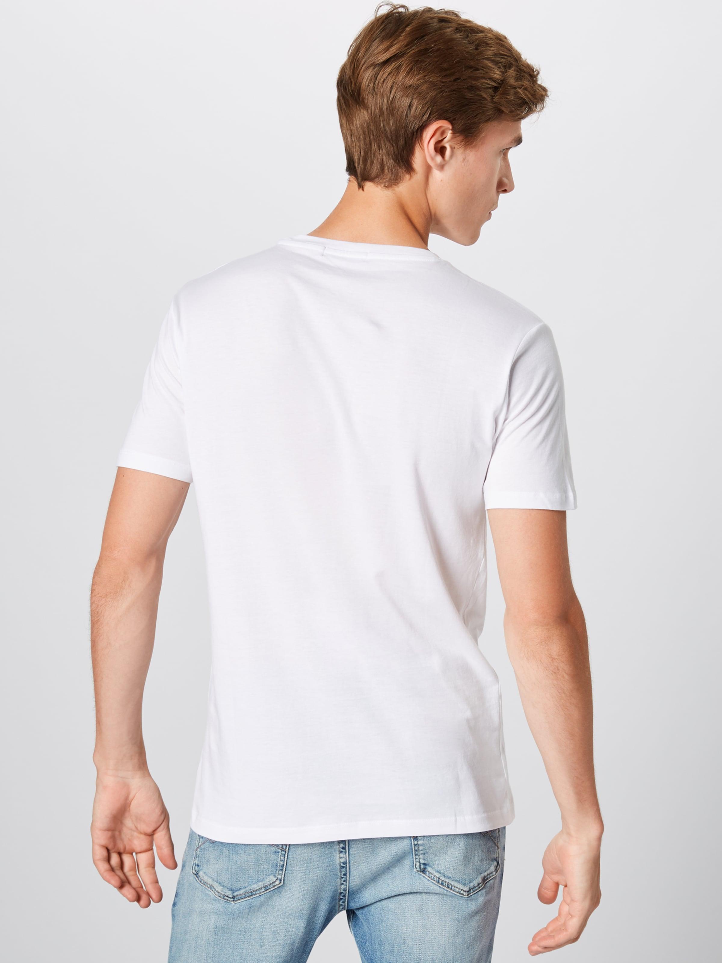 T Replay En Replay Blanc T shirt shirt nwk8OX0P