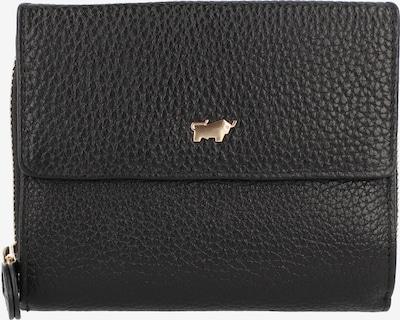 Braun Büffel Portemonnee 'Asti' in de kleur Zwart, Productweergave