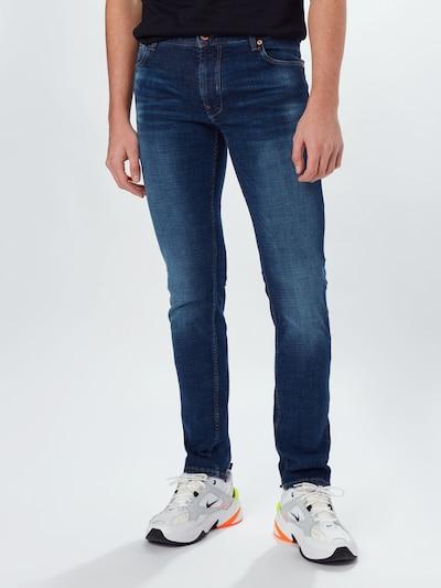 !Solid Jeans 'Slim-Joy 2' in blue denim, Modelansicht