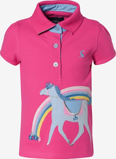 Tom Joule Poloshirt in pink, Produktansicht