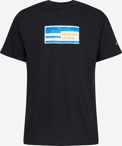 Mennace Särk segavärvid / must, Tootevaade