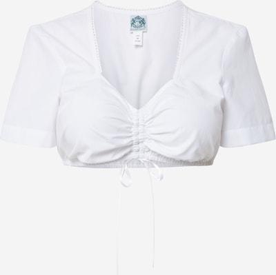 HAMMERSCHMID Īspiedurkņu blūze 'Edith' pieejami balts, Preces skats