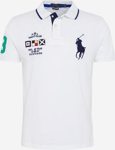 POLO RALPH LAUREN T-Shirt en blanc, Vue avec produit