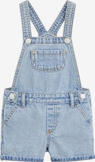 MANGO KIDS Latzhose 'Emara' in blue denim, Produktansicht