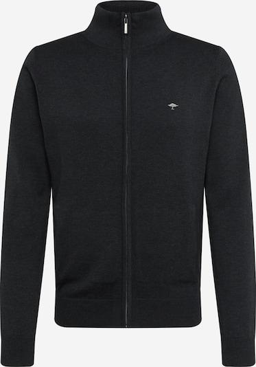 FYNCH-HATTON Strickjack 'Zip' in schwarz, Produktansicht