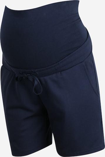 MAMALICIOUS Shorts 'Lif' in dunkelblau, Produktansicht