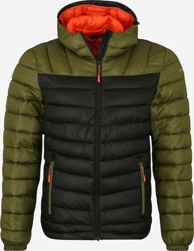 ICEPEAK Outdoorová bunda 'Leal' - tmavozelená, Produkt
