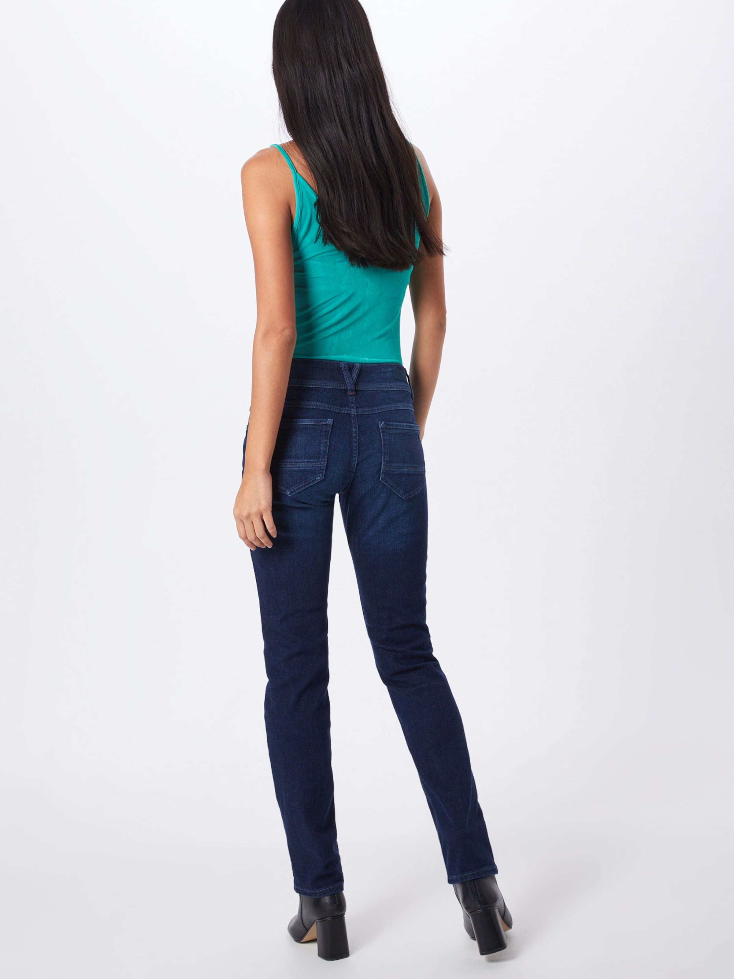 S Blue Jeans Denim Label In oliver Red 7yI6fbvYg