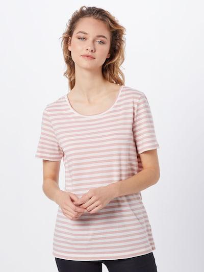 VILA Shirt 'SUS' in de kleur Rosa / Wit: Vooraanzicht