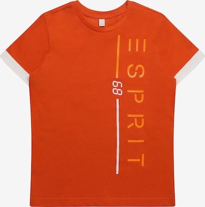 ESPRIT T-Shirt in orange, Produktansicht