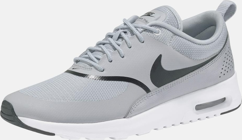 Nike Sportswear Sneaker Low 'AIR MAX THEA' in grau | ABOUT YOU