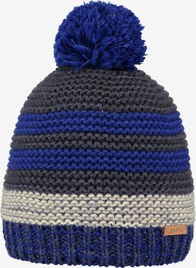 Barts Mütze in blau / grau, Produktansicht