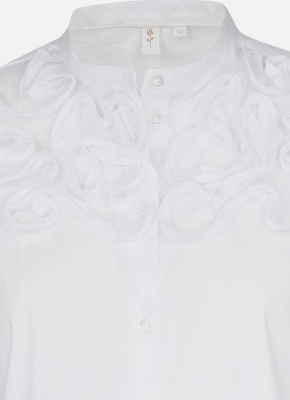 SEIDENSTICKER Fashion-Bluse Schwarze Rose