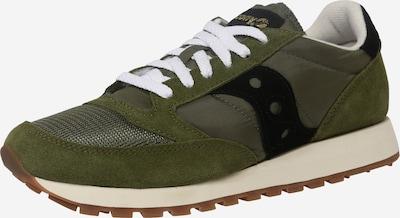 saucony Sneaker in oliv / schwarz, Produktansicht