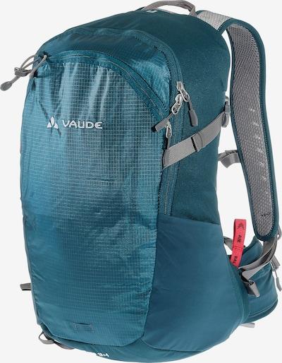 VAUDE Sac à dos de sport 'Trek & Trail' en bleu / pétrole, Vue avec produit