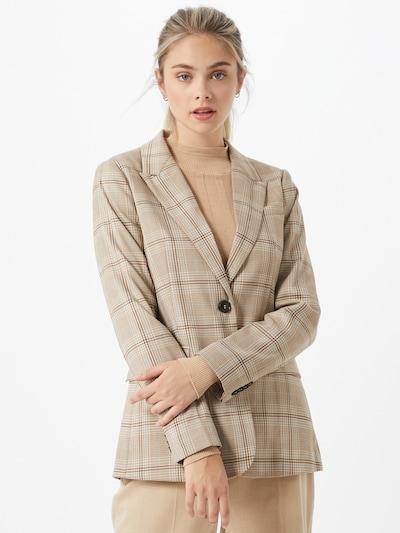BRUUNS BAZAAR Blazer 'Cervi' in beige, Modelansicht