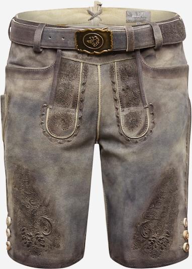 MARJO Dirndl hlače '017 Arnest inkl. Gürtel' u siva, Pregled proizvoda