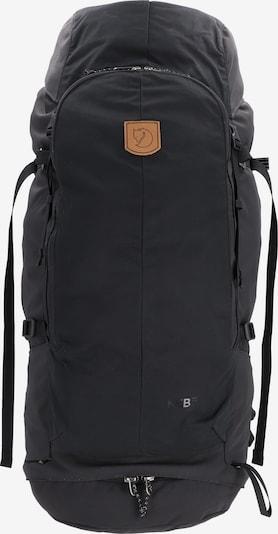 Fjällräven Sportrugzak 'Keb 72' in de kleur Zwart, Productweergave