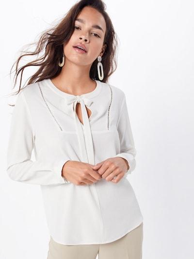 Bluză 'Danai' ABOUT YOU pe alb: Privire frontală