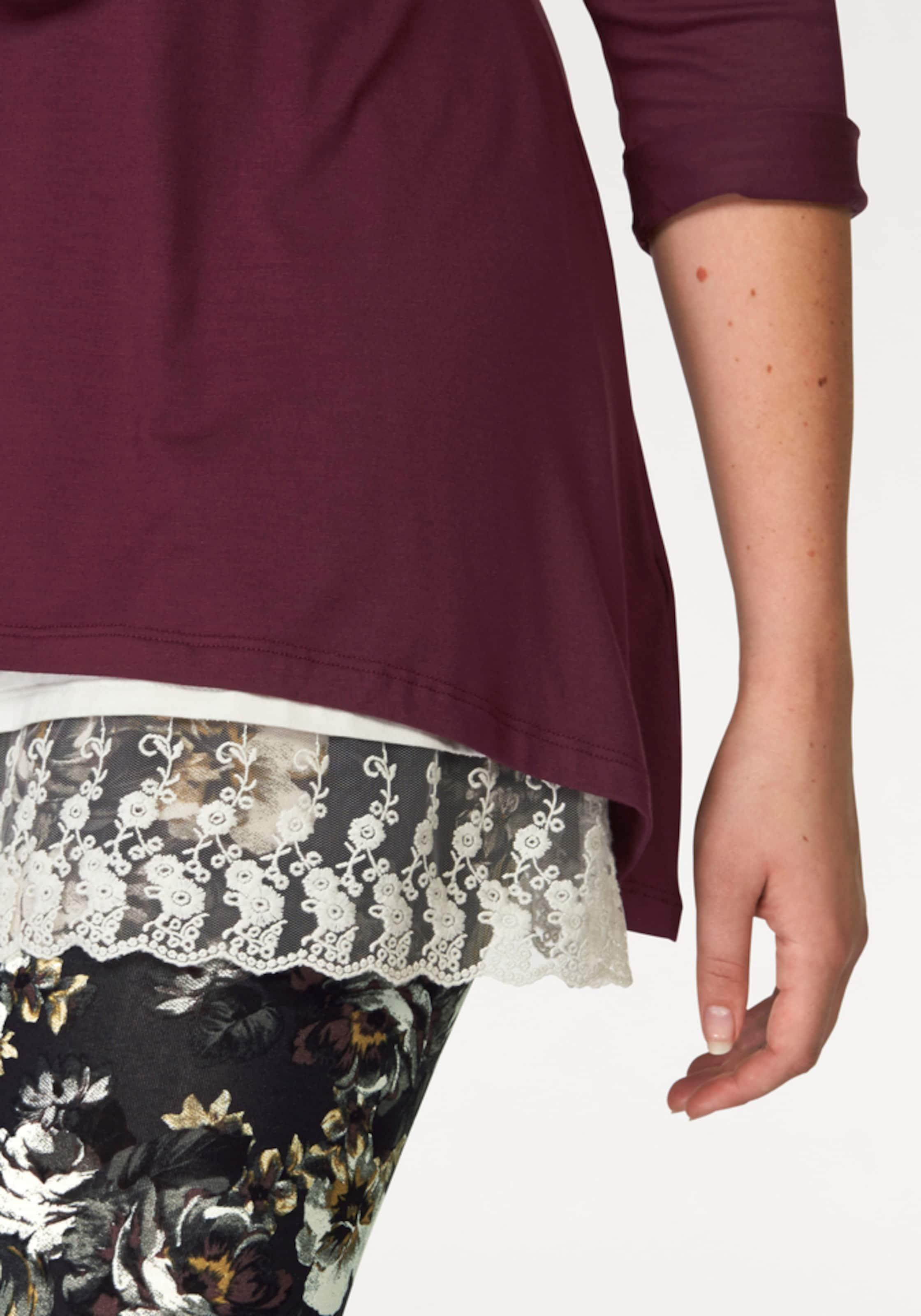 BOYSEN'S Longshirt Brandneue Unisex Günstig Online SUXyN