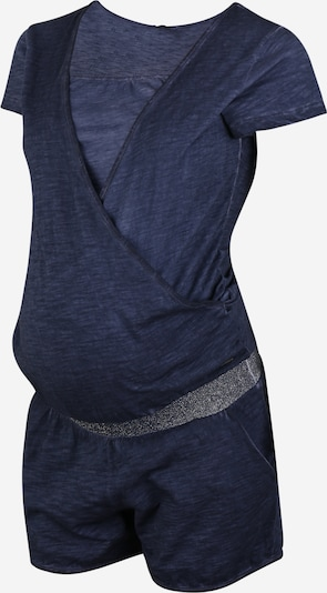 LOVE2WAIT Overall 'Playsuit Nursing Washed' in blau, Produktansicht