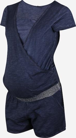 LOVE2WAIT Jumpsuit 'Playsuit Nursing Washed' in de kleur Blauw, Productweergave