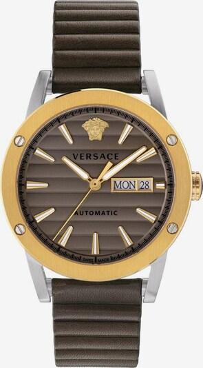 VERSACE Uhr 'VEDX00219' in braun / gold, Produktansicht