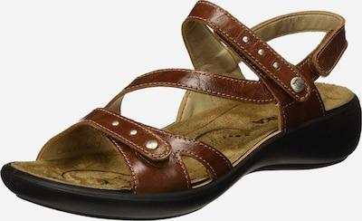ROMIKA Sandalen in braun, Produktansicht