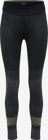 VENICE BEACH Sporthose 'Apple DAOH' in dunkelgrau / grün / schwarz, Produktansicht