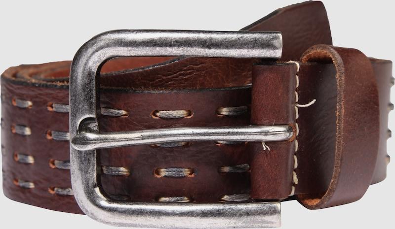 LEGEND Ledergürtel 'Stitching'