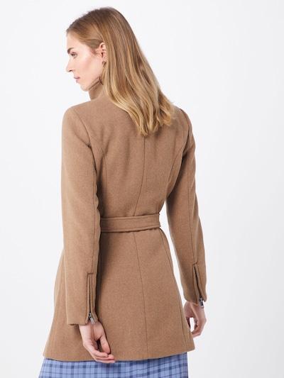 Rudeninis-žieminis paltas 'CHRISTIE RIANNA' iš ONLY , spalva - kapučino spalva: Vaizdas iš galinės pusės