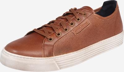 CAMEL ACTIVE Sneaker 'Bowl' in cognac: Frontalansicht
