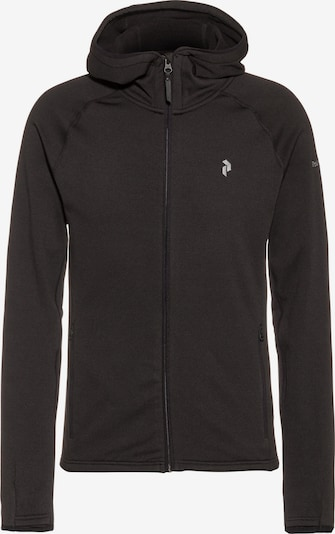 PEAK PERFORMANCE Funktionele fleece-jas 'CHILL LIGHT' in de kleur Zwart, Productweergave