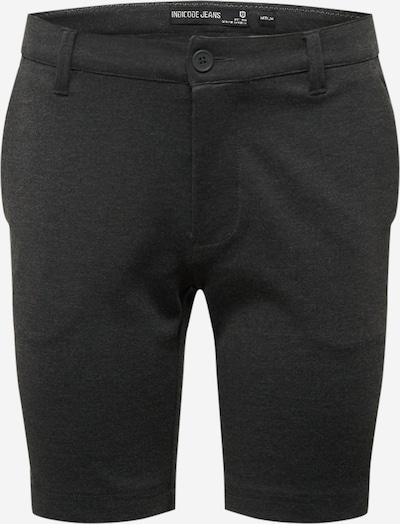 INDICODE JEANS Pantalon 'Eby' en gris foncé, Vue avec produit