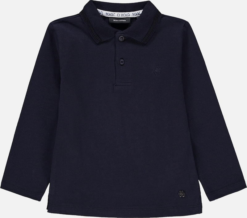 Marc O'Polo Junior Shirt in nachtblau, Produktansicht
