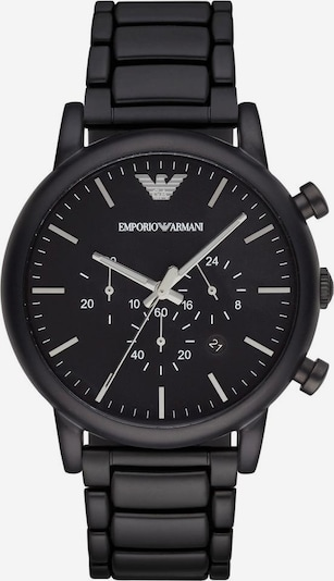 Emporio Armani Analog watch 'AR1895' in black, Item view