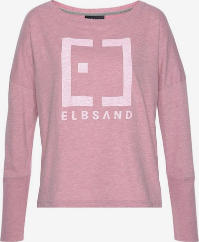 Elbsand Strandshirt in rosa, Produktansicht