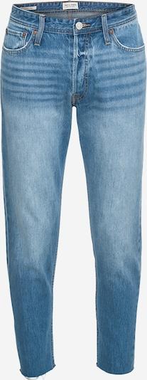 JACK & JONES Kavbojke 'JJIFRED JJORIGINAL CR 073 CUT OFF LTD' | moder denim barva, Prikaz izdelka