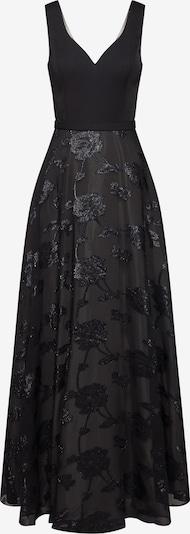 Unique Kleid in dunkelgrün / schwarz, Produktansicht