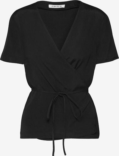 EDITED Blouse 'Irie' in de kleur Zwart, Productweergave