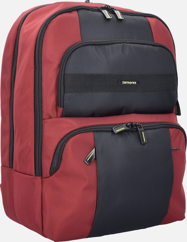 SAMSONITE Infinipak Sicherheits Rucksack 44 cm Laptopfach